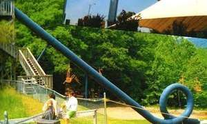 Extremely rare video shows insane water slide at New Jersey's Action Park - Posted on Roadtrippers.com!