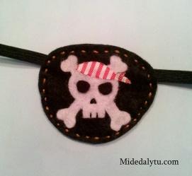 Parche Pirata Web