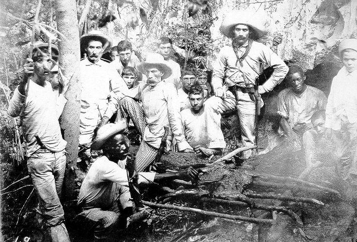Cuban independence war, Independence War, 1897, 1895, 1896, 1898, 1899, 1900, 1901, 1902,
