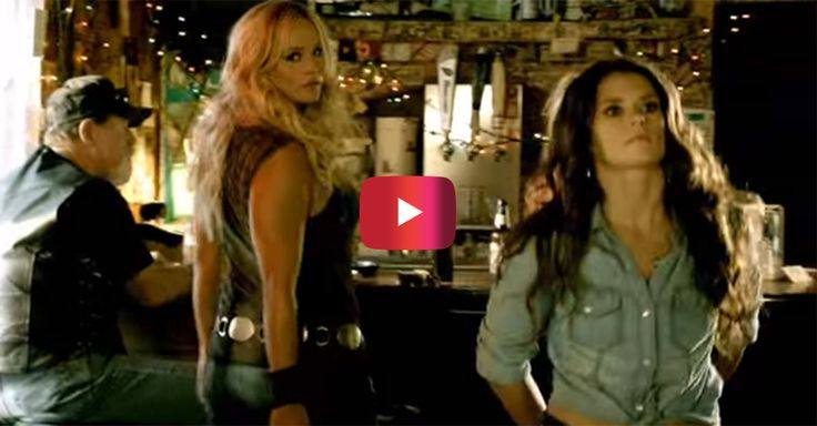 Remember the time Miranda Lambert and Danica Patrick got together for this scorching hot video? – Rare