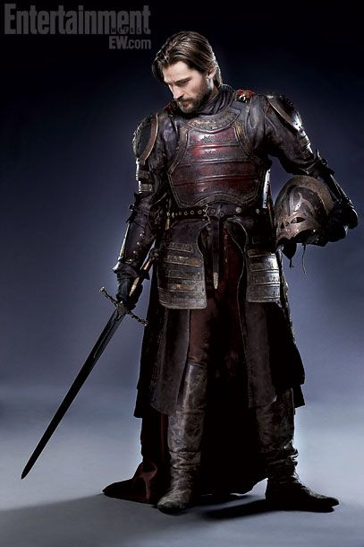 "Nicolaj Coster-Waldau as Jamie Lanister - ""Game of Thrones"" Season 2"