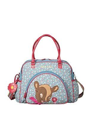 29% OFF Room Seven Diaper Bag, Aqua Deer
