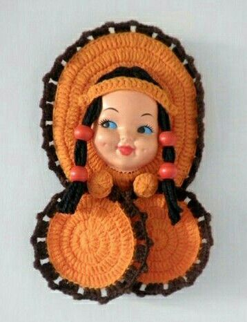 121 Best Images About Very Vtg Kitchen Potholders Doll