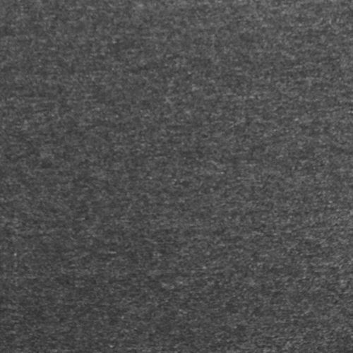 Texture Charcoal Heather Gray Cotton Jersey Blend Knit