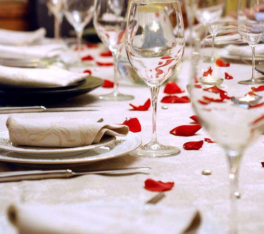 Mesa Posta elegância e requinte para seus convidados! (2)