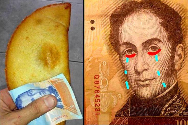 ¡Miseria socialista! El salario mínimo no alcanza ni para un buen desayuno criollo en familia - http://www.notiexpresscolor.com/2017/09/06/miseria-socialista-el-salario-minimo-no-alcanza-ni-para-un-buen-desayuno-criollo-en-familia/