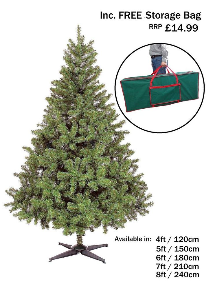 NEW COLORADO GREEN CHRISTMAS TREE 4FT 5FT 6FT 7FT 8FT ARTIFICIAL XMAS TREE