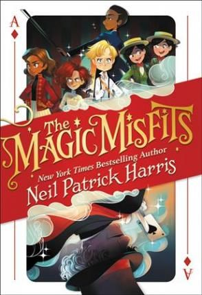 The Magic Misfits Misfits by actor Neil Patrick Harris is another very fun read. This volume features all sorts of trickery not only in the story, but also in the book itself, with secrets and ciphers and codes to find starting from the contents page as well as throughout the book. Excellent fun.