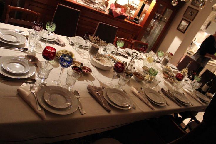 Christmas dinner in Poland