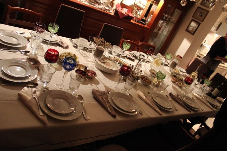 Christmas dinner in Poland