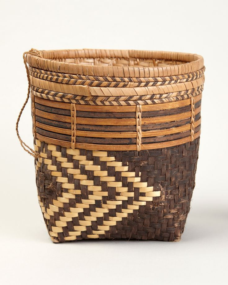 African Woven Baskets: Central Africa Images On