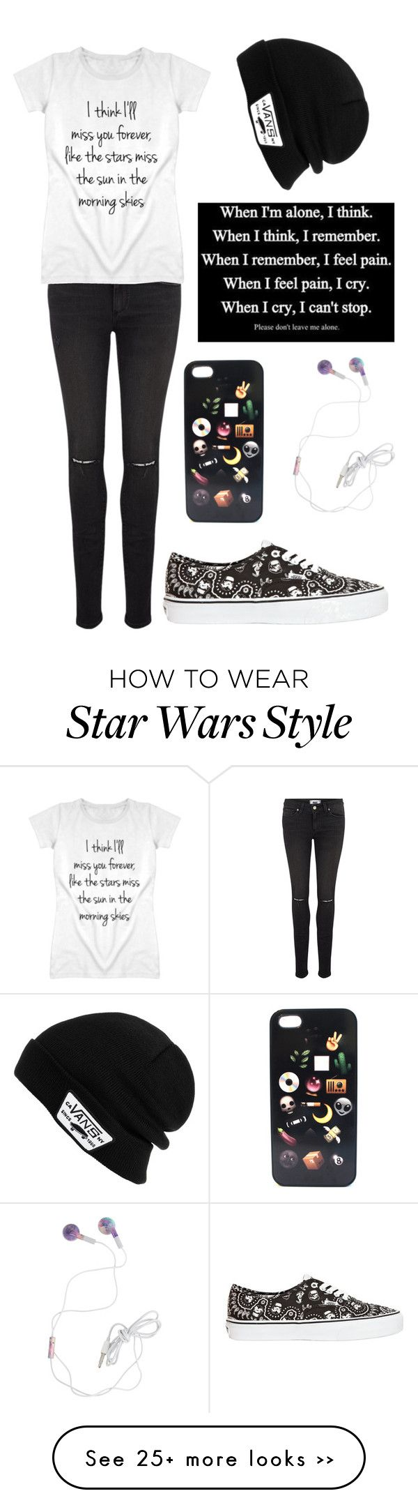 """""""Untitled #2191"""" by picky-picky on Polyvore featuring Paige Denim and Vans"""