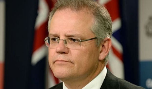 Scott Morrison needs to hike taxes, cut spending to save AAA: Moody's  Read more: http://www.afr.com/news/policy/budget/scott-morrison-needs-to-hike-taxes-cut-spending-to-save-aaa-moodys-20160414-go607c#ixzz45mgh5yuF  Follow us: @FinancialReview on Twitter | financialreview on Facebook