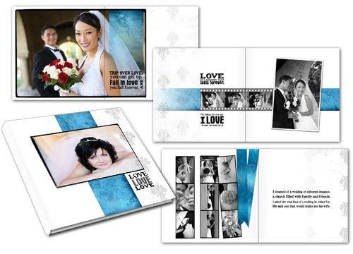 1000 images about wedding album templates on pinterest for Wedding photo album templates in photoshop