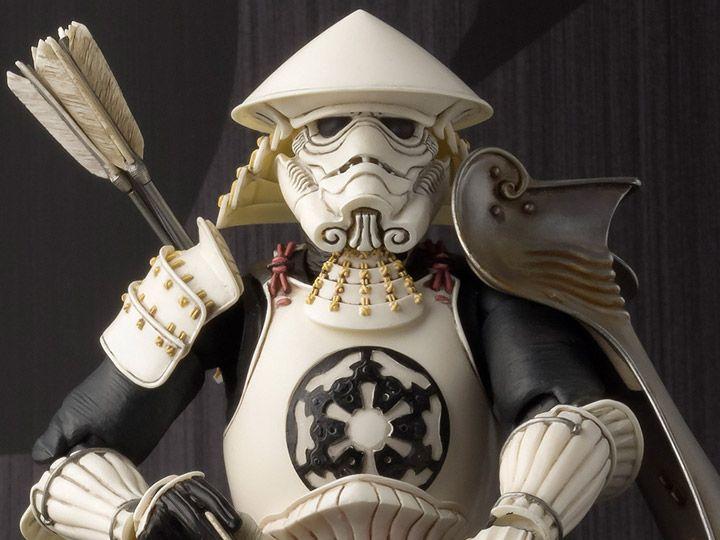 BBTS - Star Wars Mei Sho Movie Realization Yumi Ashigaru Stormtrooper Exclusive