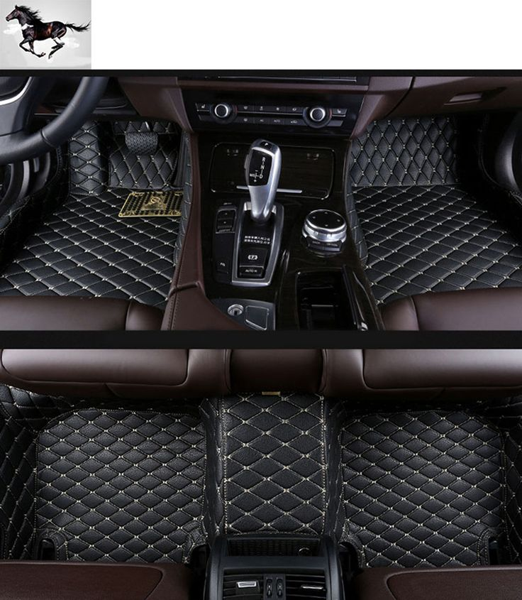 Topmats car floor liners foot mats for Mercedes ML Class ML320 ML350 ML400 ML500 2006-2010 floor mats car carpets floor liners