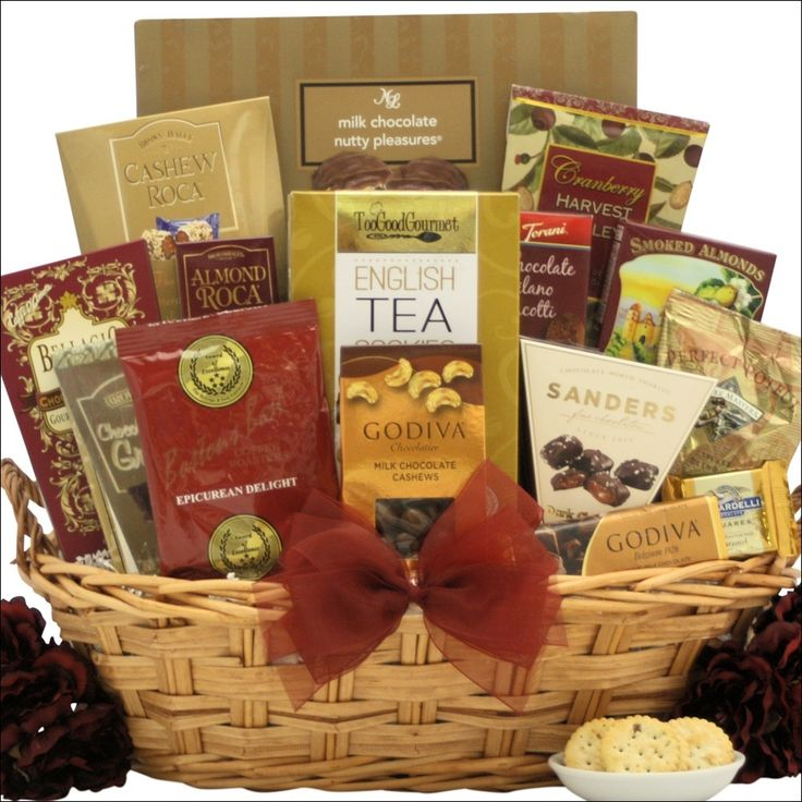 Gourmet Kosher Gift Basket Large Blueberry Creek Gift Baskets