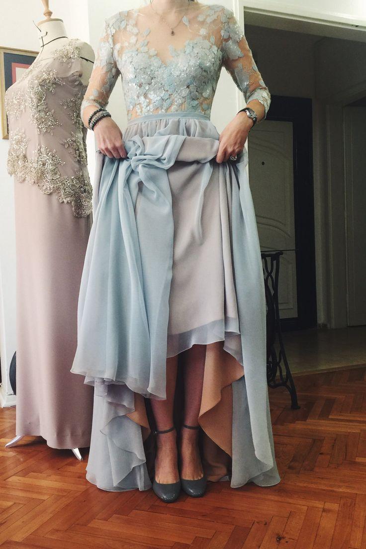 175 best Evening Dresses by Nelli Uzun images on Pinterest