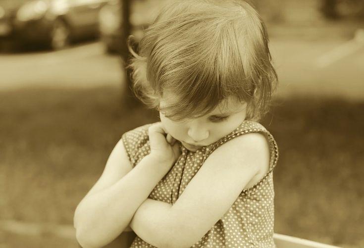 timidité enfant