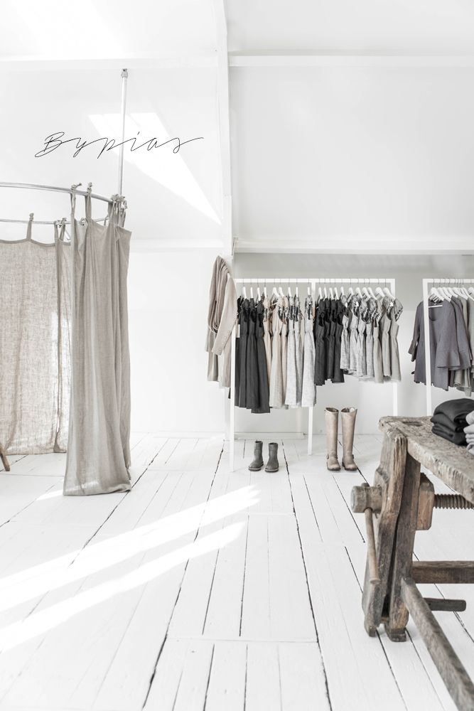 BYPIAS store in Laren, The Netherlands www.bypias.com