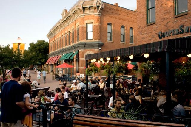 Old Town - Fort Collins, CO