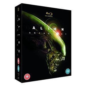Alien Anthology Box Set (6 Discs) (Blu-ray)