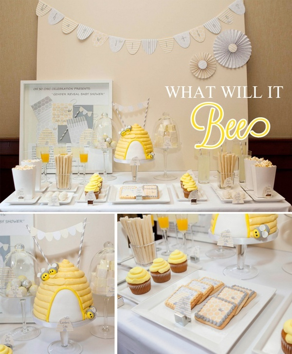 56 best Bee Party Ideas images on Pinterest Bee party Bees and
