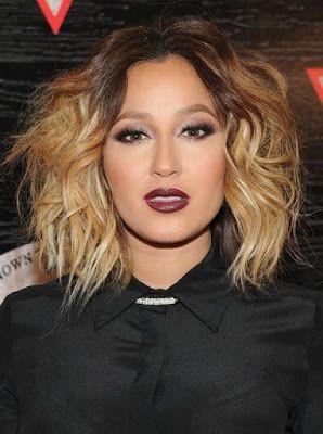 Moda Cabellos: Color de cabello para piel trigueña - morena 2015