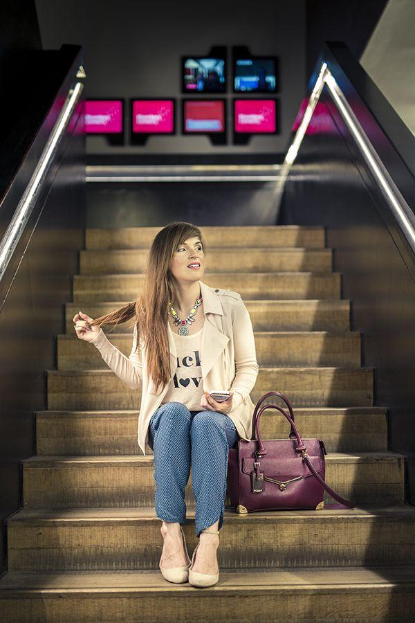 """Autumn Looks - Comfy Style""  Model: Ximena de la Serna #OOTD #blogger #photographer #london"