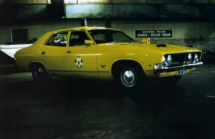 """Historic"" Australian Police cars - Australian Ford Forums"