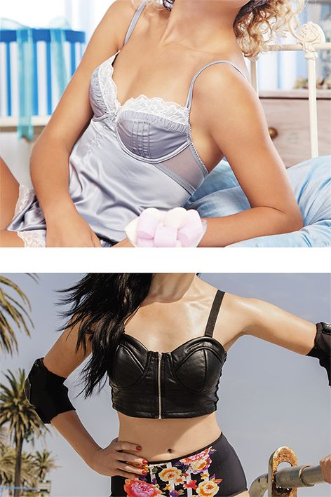 The right bra for you | Pas jou bra reg? rooi rose