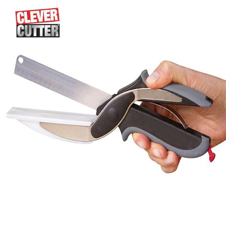 >>>Cheap Price GuaranteeClever Cutter 2 in 1 Kitchen Knife