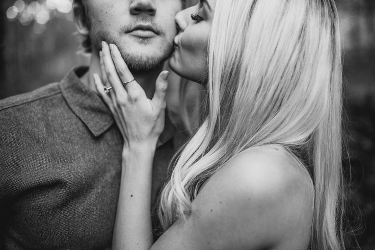 Aspyn Ovard + Parker Ferris engagement photos
