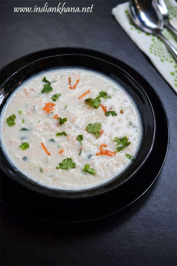 Falahari Sama Dahi Chawal, Samvat Dahi chawal is healthy millet curd rice suitable for Navratri fasting or vrat