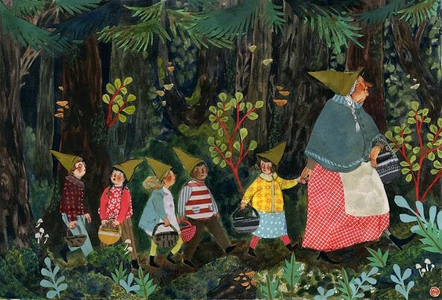 Phoebe Wahl: Illustrations, Art, Witches, Google Search, Phoebe Choice, Goodies Witch, Witch Prints, The Roots