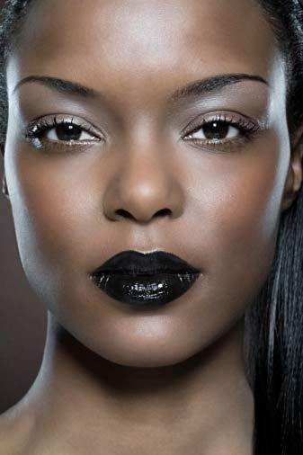 PRETTY BLACK GIRLS