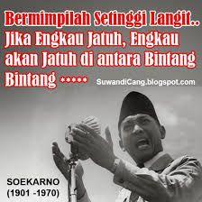 Hasil gambar untuk kata-kata soekarno