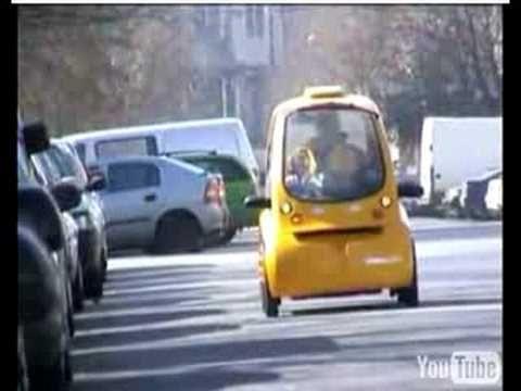 Kenguru, La voiture électrique Hongroise pour handicapés