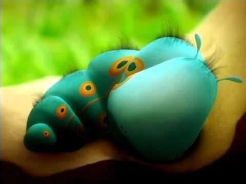 Caterpillars in Pairs   Minuscule -- [Volume1] - #06.