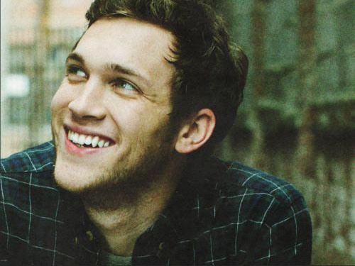 Must see him this summer!  Phillip Phillips. this man. his voice. ah!