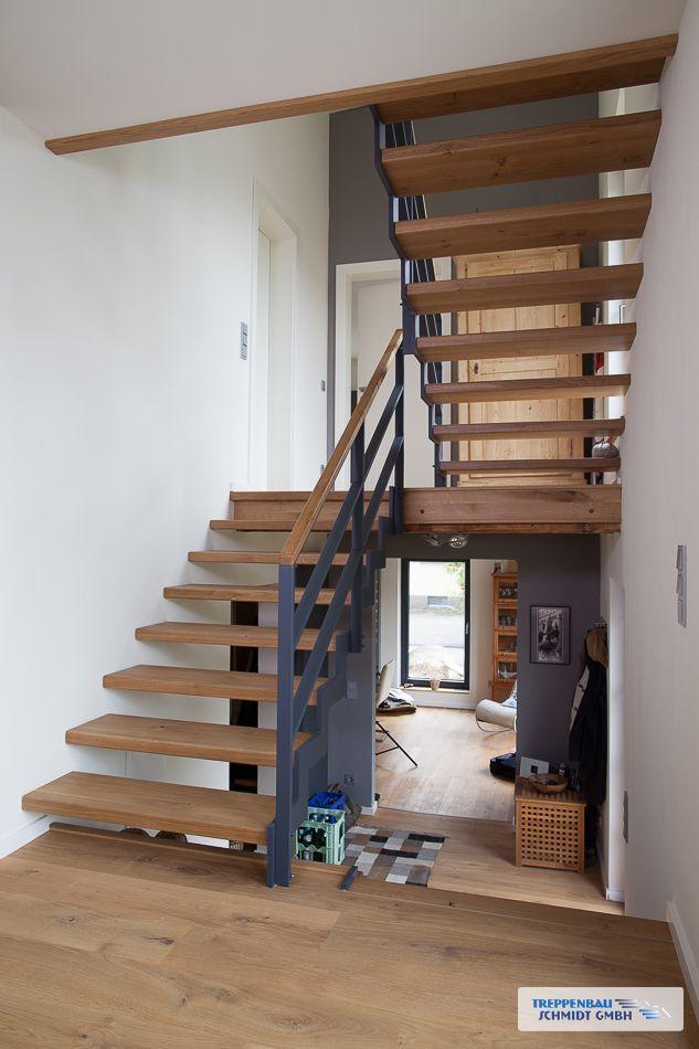 12 besten treppen inspiration bilder auf pinterest treppe treppenhaus und moderne treppen. Black Bedroom Furniture Sets. Home Design Ideas