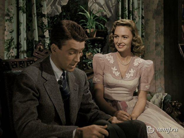 «Эта замечательная жизнь» (1946 г.) Читайте подробнее WMJ.RU http://www.wmj.ru/stil-zhizni/kultura/10-filmov-kotorye-zastavili-nas-poverit-v-chudo-129437/?page=1