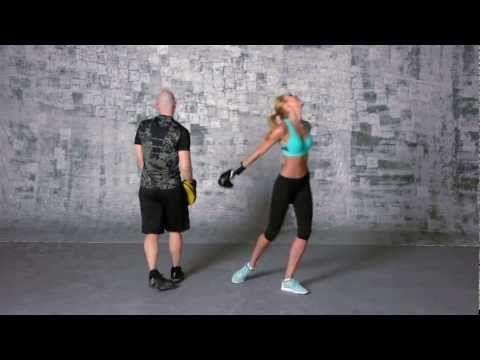 Victoria's secret core workout