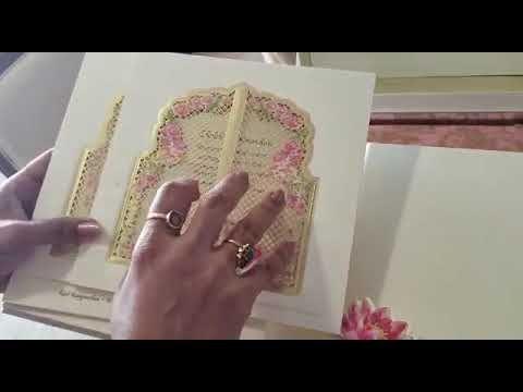 Mukesh Ambanis Daughter Isha Ambani Wedding Card 3 Lakh