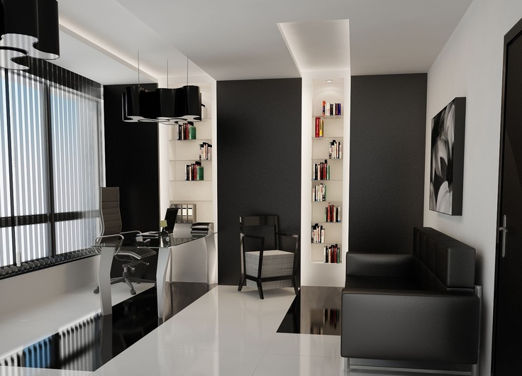 CGarchitect - Professional 3D Architectural Visualization User Community | Chairman Office Design