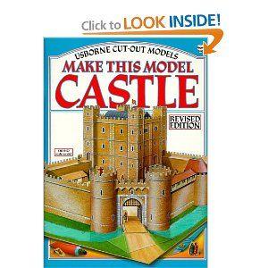 Make This Model Castle Usborne Cut Out Models Iain Ashman 9780860205784