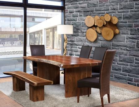 Pinterest the world s catalog of ideas for Table salle a manger jc perreault
