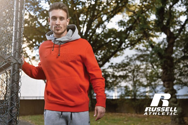 There is no better way to spend your day than in Russell Athletic gear.  www.russellathletic.co.za