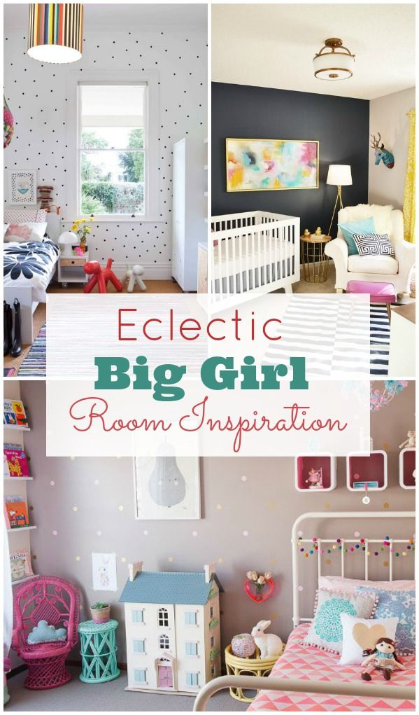 Getting ready to do a makeover on my little girls room!! What a great resource for super fab and cute little girls rooms!! Pinning for later!