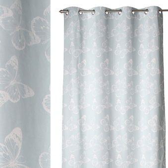 60,8€ Set de 2 cortinas May Aguamarina. #cortina #ventana #aguamarina  Deskontalia Productos - Descuentos del 70%